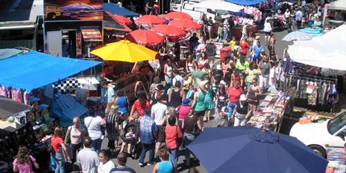 penrith showground markets